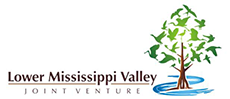 Lower Mississippi Valley Joint Venture Logo