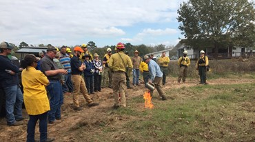 "Longleaf 201 ""Fire and Longleaf"" in Lufkin, Texas"